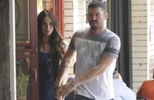 Megan Fox : Enceinte, elle prend son époux pour son garde du corps