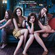 Girls , une série HBO créée par Lena Dunham et produite par Judd Apatow.