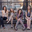 Les quatre héroïnes de la série  Girls.