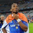 Didier Drogba le 19 mai 2012 à Munich