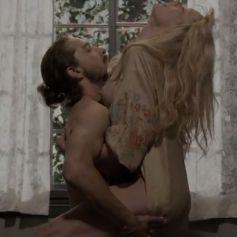 Shia Labeouf et Denna Thomsen dans Fjögur píanó, un clip d'Alma Har'el pour Sigur Rós, juin 2012.
