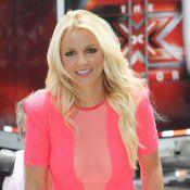 Britney Spears, au top du sex-appeal, s'impose face aux stars de la pop