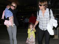 Nicole Kidman épanouie : Retour en famille après un anniversaire très discret
