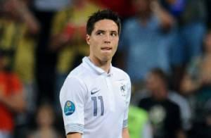 Euro 2012, France-Espagne : Samir Nasri insulte encore violemment un journaliste