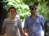 Zachary Quinto : Son idylle avec Jonathan Groff de Glee confirmée ?