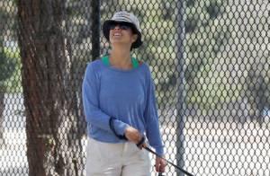 Kate Walsh : Très détente et pas franchement chic loin des studios de tournage