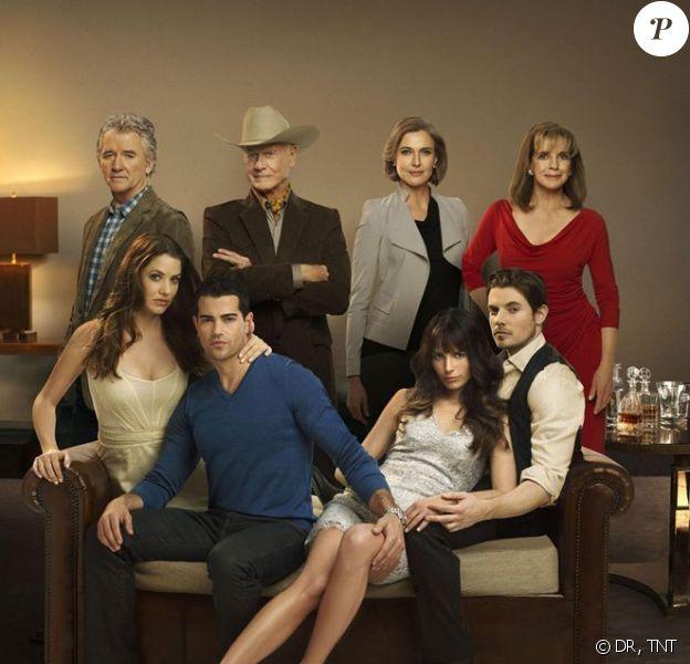 La série Dallas s'offre une deuxième saison