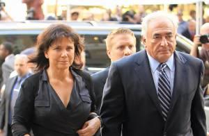 DSK et Anne Sinclair : Séparés depuis un mois déjà... c'est officiel