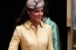 Kate Middleton en extase devant William, nouveau chevalier de l'ordre du Chardon