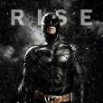 Christian Bale dans  The Dark Knight Rises  de Christopher Nolan, en salles le 25 juillet.