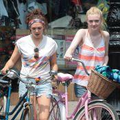 Dakota Fanning et Elizabeth Olsen : Ça rigole sur le tournage de Very Good Girls
