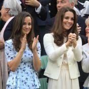Kate Middleton, Pippa et les Beckham émus devant Murray défait et Federer royal