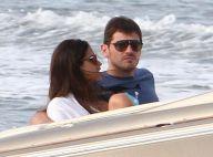 Iker Casillas et Sara Carbonero : Sortie romantique pour les amoureux de Madrid