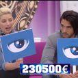 Nadège et Thomas dans l'hebdo de Secret Story 6 le vendredi 13 juillet 2012 sur TF1