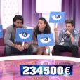 Le clan de Thomas dans l'hebdo de Secret Story 6 le vendredi 13 juillet 2012 sur TF1