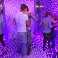 Le clan de Thomas retrouve ses proches dans l'hebdo de Secret Story 6 le vendredi 13 juillet 2012 sur TF1