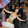 """""""Katy Perry à l'avant-première de son film  Part of me 3D , à Londres, le 3 juillet 2012."""""""