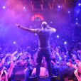 Akon au Gotha Club à Cannes. Le 14 juillet 2012.