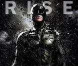 The Dark Knight Rises  de Christopher Nolan.