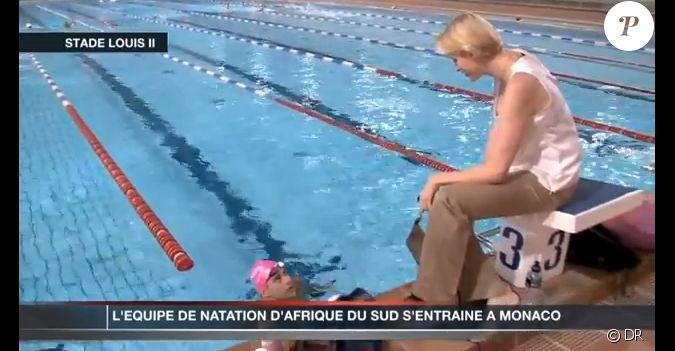 Monaco info le journal du 19 juillet 2012 la princesse for Piscine stade louis 2