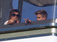Victoria Beckham à Paris : Elle retombe en enfance pour son fils Romeo