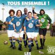 Franck Dubosc, Gad Elmaleh, JoeyStarr, Omar Sy, Ramzy Bedia dans  Les Seigneurs  d'Olivier Dahan.