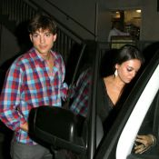 Mila Kunis et Ashton Kutcher poursuivent leur idylle, toujours aussi discrets