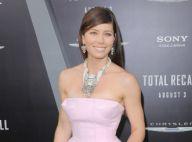 Jessica Biel : Délicieusement belle, elle arbore son énorme bague de fiançailles