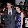Kristen Stewart et Robert Pattinson en novembre 2011.