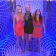 Audrey, Nadège et Capucine dans l'hebdo de Secret Story 6 le vendredo 3 août 2012 sur TF1