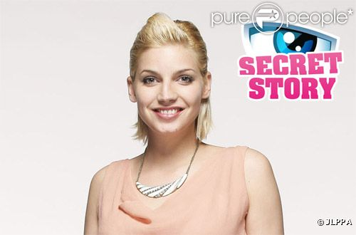 Nadège de Secret Story 6