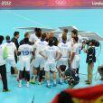 Les Experts du handball français sont venus à bout, mercredi 8 août 2012, de l'Espagne (23-22) en quart de finale du tournoi olympique, au terme d'un match crispant conclu sur une banderille de William Accambray à la toute dernière seconde.