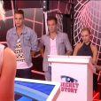 Julien et Fanny sont nominé dans l'hebdo de Secret Story 6 le vendredi 17 août 2012 sur TF1