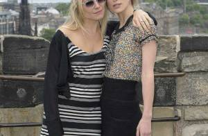 PHOTOS : Keira Knightley et Sienna Miller joue contre joue !