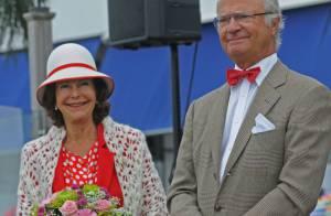 Carl XVI Gustaf et Silvia : Virée chic et vintage dans leur Volvo de collection