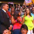 Nadège découvre son public dans l'hebdo de Secret Story 6 le vendredi 31 août 2012 sur TF1