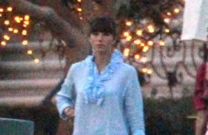 Jessica Biel : Au Mexique pour un mariage, sans son fiancé Justin Timberlake