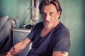 Johnny Hallyday : Hospitalisé à Los Angeles, sortie prévue vendredi matin