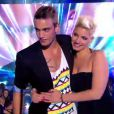 Nadège grande gagnante de la finale Secret Story 6 avec Julien, vendredi 7 septembre 2012 sur TF1