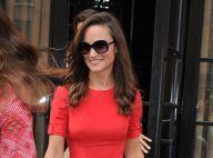 Pippa Middleton à New York : Pimpante et rouge apparition pour son anniversaire