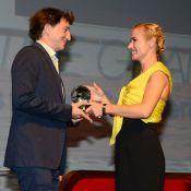 Deauville 2012 : La superbe Sandrine Bonnaire sacre Les Bêtes du sud sauvage