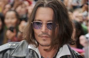 Johnny Depp : Un look improbable pour défendre l'injustice