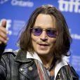 Johnny Depp défend le documentaire West of Memphis lors du Festival international du film de Toronto le 8 septembre 2012