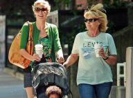 PHOTOS : Heidi Klum : sa passion, promener ses enfants !