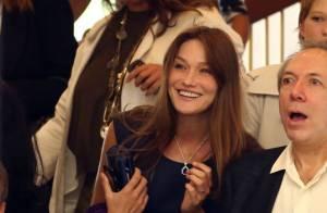 Carla Bruni, la renaissance côté look : Retour sublime de l'ex-première dame