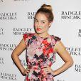 Lauren Conrad assiste au défilé Badgley Mischka printemps-été 2013. New York, le 11 septembre 2012.