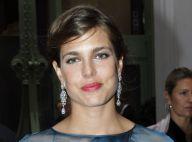 Charlotte Casiraghi : Exquise et précieuse invitée qui illumine le Grand Palais