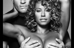 Spice Girls : Mel B pose topless avec son mari pour la bonne cause