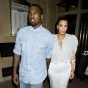 Fashion Week : Kanye West et Kim Kardashian, main dans la main chez Marchesa
