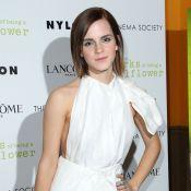 Emma Watson : Une princesse qui n'a pas peur de dévoiler sa poitrine